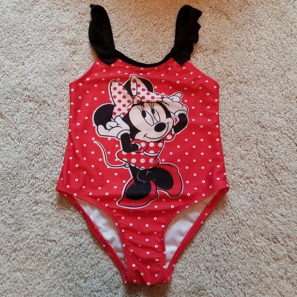 b80e904d25 Disney Swim | Sold Minnie Mouse Bathing Suit | Poshmark
